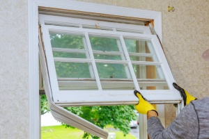 a person Replace Old Windows