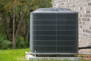 Home HVAC Air Conditioning System