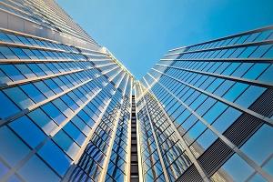 architecture skyscraper glass modern