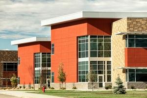 concrete block construction and energy efficient windows