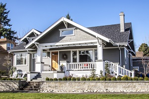 old house with vinyl siding