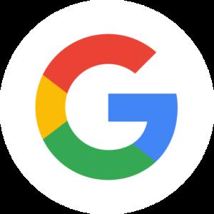 Google Logo linking to Adelphia Exteriors business profile